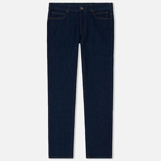 Мужские джинсы Calvin Klein Jeans Est. 1978 Straight Leg Panel Rinse Indigo