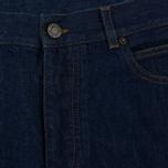 Мужские джинсы Calvin Klein Jeans Est. 1978 Straight Leg Panel Rinse Indigo фото- 2