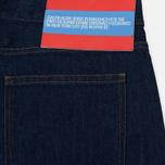 Мужские джинсы Calvin Klein Jeans Est. 1978 Straight Leg Panel Rinse Indigo фото- 4