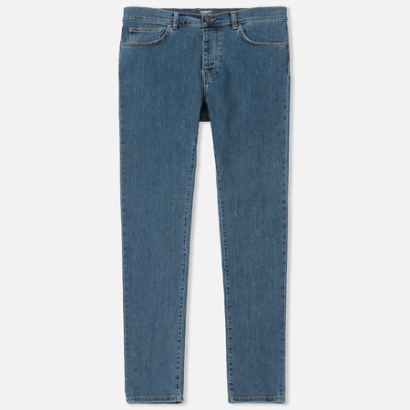 Мужские джинсы Carhartt WIP Coast Denim 11.5 Oz Blue Stone Bleached