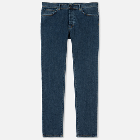 Мужские джинсы Carhartt WIP Coast Denim 11.5 Oz Blue Stone Washed