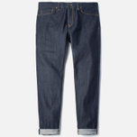 Мужские джинсы Carhartt WIP Kennedy 12.8 Oz Blue Rigid фото- 0