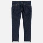 Carhartt WIP Klondike 12 Oz Men's Jeans Blue Rinsed photo- 0