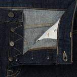Мужские джинсы Carhartt WIP Klondike 12 Oz Blue Rinsed фото- 2