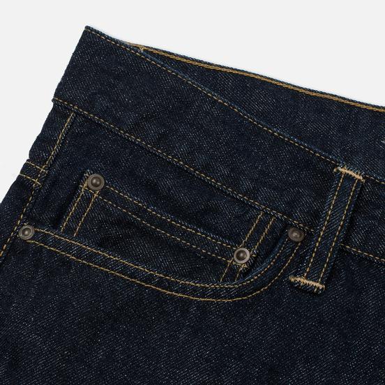 Мужские джинсы Carhartt WIP Klondike 12 Oz Blue Rinsed