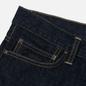 Мужские джинсы Carhartt WIP Klondike 12 Oz Blue Rinsed фото - 3