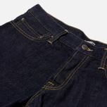 Carhartt WIP Klondike 12 Oz Men's Jeans Blue Rinsed photo- 2