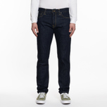 Мужские джинсы Carhartt WIP Klondike 12 Oz Blue Rinsed фото- 5