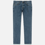 Мужские джинсы Carhartt WIP Klondike 12 Oz Blue Stone Washed фото- 0