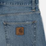 Мужские джинсы Carhartt WIP Klondike 12 Oz Blue True Bleached фото- 3