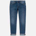 Мужские джинсы Carhartt WIP Klondike 12 Oz Blue True Stone фото- 0