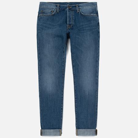 Мужские джинсы Carhartt WIP Klondike 12 Oz Blue True Stone