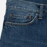 Мужские джинсы Carhartt WIP Klondike 12 Oz Blue True Stone фото- 1