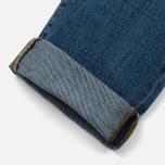 Мужские джинсы Carhartt WIP Klondike 12 Oz Blue True Stone фото- 4