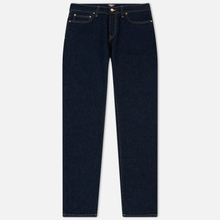 Мужские джинсы Carhartt WIP Klondike 14 Oz Blue Rinsed фото- 0