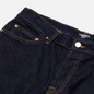 Мужские джинсы Carhartt WIP Klondike 14 Oz Blue Rinsed фото - 1