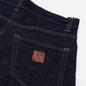 Мужские джинсы Carhartt WIP Klondike 14 Oz Blue Rinsed фото - 2