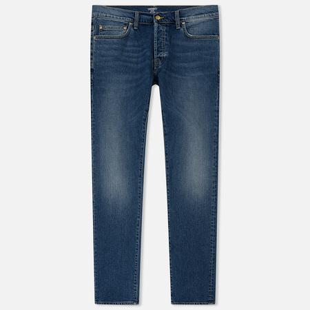 Мужские джинсы Carhartt WIP Klondike 14 Oz Blue Stone Coast