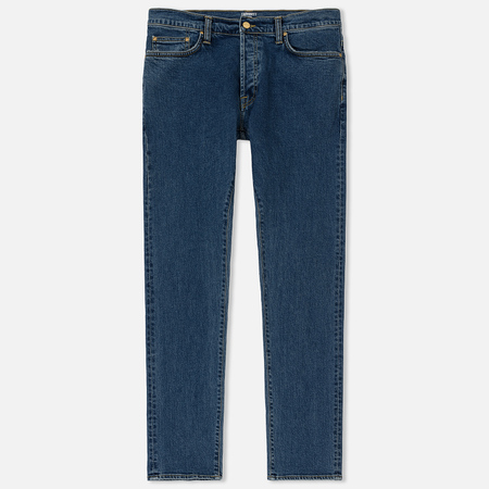 Мужские джинсы Carhartt WIP Klondike 14 Oz Blue Stone Washed