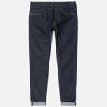 Carhartt WIP Klondike II Men's Jeans Blue Rigid photo- 0