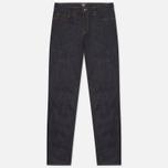 Мужские джинсы Carhartt WIP Klondike II 12 Oz Blue Rigid фото- 1