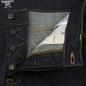 Мужские джинсы Carhartt WIP Klondike Edgewood 12 Oz Blue Rigid фото - 2