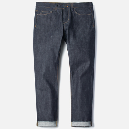 Carhartt WIP Murphy 13 Oz Men's Jeans Blue Rigid