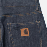 Мужские джинсы Carhartt WIP Murphy 13 Oz Blue Rigid фото- 3