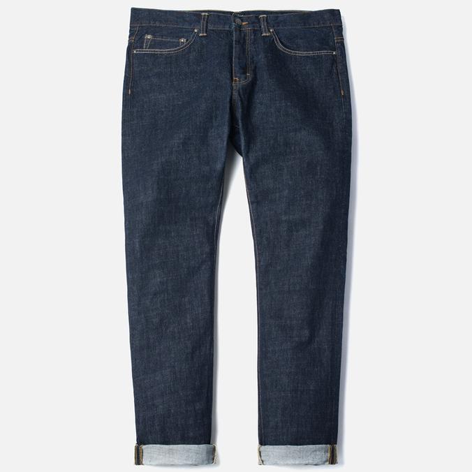 Мужские джинсы Carhartt WIP Murphy 13 Oz Blue Rinsed