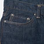 Мужские джинсы Carhartt WIP Murphy 13 Oz Blue Rinsed фото- 2