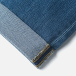 Мужские джинсы Carhartt WIP Riot 10 Oz Blue Gravel Washed фото- 4