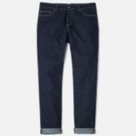 Мужские джинсы Carhartt WIP Riot 10 Oz Blue Rinsed фото- 0
