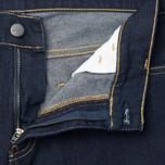 Мужские джинсы Carhartt WIP Riot 10 Oz Blue Rinsed фото- 1