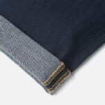 Мужские джинсы Carhartt WIP Riot 10 Oz Blue Rinsed фото- 4