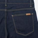 Мужские джинсы Carhartt WIP Riot 10 Oz Blue Rinsed фото- 3