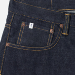 Мужские джинсы Edwin Classic Regular Straight Rainbow Selvedge Japan 13 Oz Raw State фото- 2