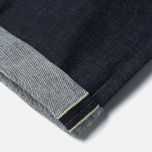 Мужские джинсы Edwin Classic Regular Straight Rainbow Selvedge Japan 13 Oz Raw State фото- 4