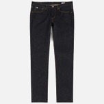Мужские джинсы Edwin Classic Regular Tapered Rainbow Selvedge Japan Denim 13 Oz Raw State фото- 0