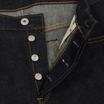 Мужские джинсы Edwin Classic Regular Tapered Rainbow Selvedge Japan Denim 13 Oz Raw State фото- 3