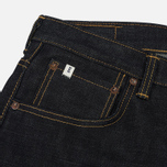 Мужские джинсы Edwin Classic Regular Tapered Rainbow Selvedge Japan Denim 13 Oz Raw State фото- 1