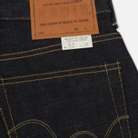 Мужские джинсы Edwin Classic Regular Tapered Rainbow Selvedge Japan Denim 13 Oz Raw State фото- 4