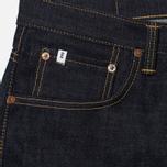 Мужские джинсы Edwin Classic Regular Tapered Rainbow Selvedge Japan Denim 13 Oz Raw State фото- 1