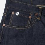 Edwin Classic Regular Tapered Rainbow Selvedge Japan 13 Oz Men's Jeans Raw State photo- 2