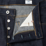 Edwin Classic Regular Tapered Rainbow Selvedge Japan 13 Oz Men's Jeans Raw State photo- 1