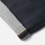 Edwin ED-39 Regular Loose Compact Men's Jeans Indigo Undwashed photo- 4