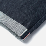 Edwin ED-39 Regular Loose Red Listed Selvedge 14 Oz Men's Jeans Blue Unwashed photo- 4