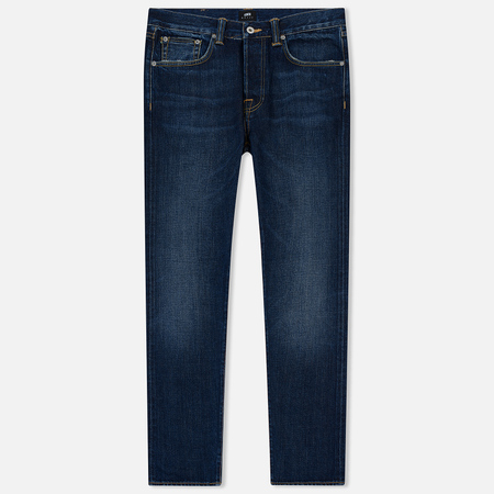 Мужские джинсы Edwin ED-45 63 Rainbow Selvage Denim 12.8 Oz Blue Hiraku Wash