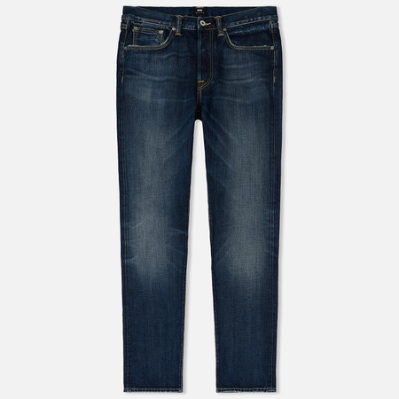 Мужские джинсы Edwin ED-45 63 Rainbow Selvage Denim 12.8 Oz Blue Moriko Wash