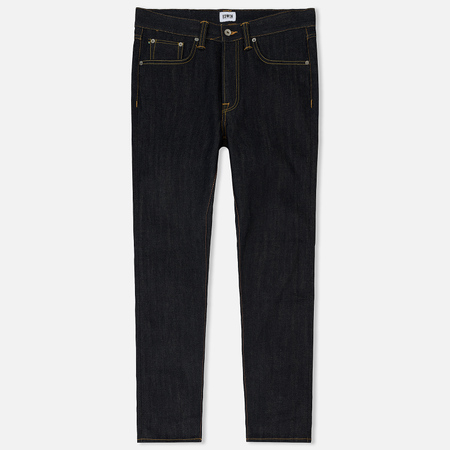 Мужские джинсы Edwin ED-45 63 Rainbow Selvage Denim 12.8 Oz Blue Unwashed