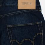 Мужские джинсы Edwin ED-45 Deep Blue Denim 11.8 Oz Blue Coal Wash фото- 3